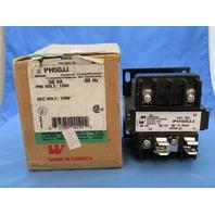 HPS Hammond Control Transformer PH50JJ 50 VA 120 V new