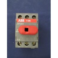 ABB OTI6E3 Disconnect Switch