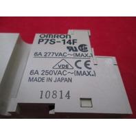 Omron P7S-14F Socket new