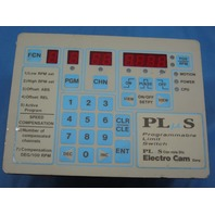 Electro Cam Programmable Limit Switch PS-4001-10-016