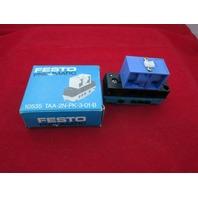 Festo  TAA-2N-PK-3-01-B Valve