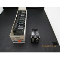 T & B Thomas & Betts Circuit Breaker TB240 Lot of 6