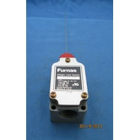 Furnas 54LA8-125 Oiltight Compact Limit Switch new