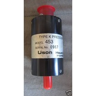 USON Pressure Transducer 453 Type K 0-15 psig