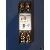 Sunx Sensor Amplifier  GA-2 J6 new