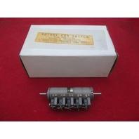 Precision Mechanisms CS601-5E Rotary Cam Switch