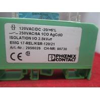 Phoenix Contact 2956026 EMG 17-REL/KSR/120-21