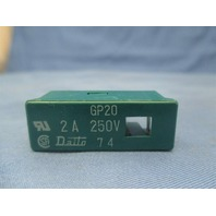 Daito GP20 Fuse 2A 250V