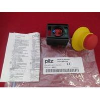 Pilz 400511 Emergency Stop Switch