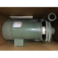 Burks T330G6-1-1/4-MV-5.66 Close Coupled Centrifugal Pump new