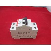 ABB Miniature Circuit Breaker S 202 C 6