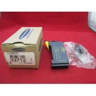 Banner D12SN6FPQ 33712 Photoelectric sensor