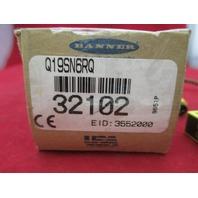 Banner Q19SN6RQ Sensor new
