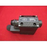 Bosch  018WV06P1V1012KE115/60 9810231275 Hydraulic Valve