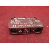 General Electric  Contact Block P9B10VN