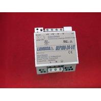 Lambda DLP180-24-1/E Power Supply new
