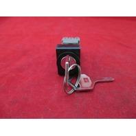 Alco  Switch 164J3C 22 w/ key new