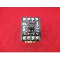 Regent Controls TM2200 D50S Solid State Timer