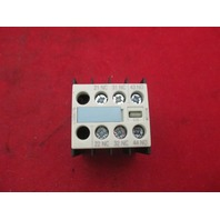Siemens 3RH1911-1HA12 Auxiliary Contact new