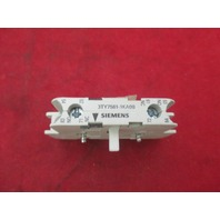 Siemens 3TY7561-1KA00 Auxiliary Contact