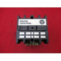 Westinghouse 766A023G01 Industrial Control Relay