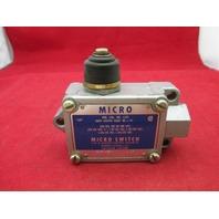 Micro Switch BAF1-2RN Limit Switch
