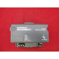National Instruments FP-PS-4 187999A-01 Power Supply