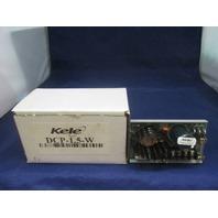 Kele DCP-1.5-W Power Supply  new