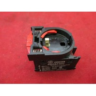 GE Cema  080BF10V Contact Block new