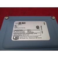 United Electric J6D-9541 Pressure Switch