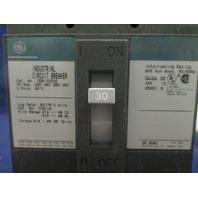 General Electric TEB132030WL 30 amp Circuit Breaker new