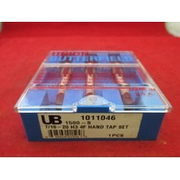 Union Butterfield 1011046 7/16-20 H3 4F Hand Tap Set 1500-S