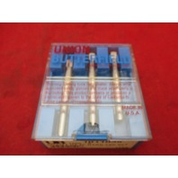 Union Butterfield 1011038 5/16 x 24 H3 4F Hand Tap Set 1500-S