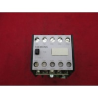 Siemens Contactor 3TH4373-0B