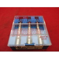 Union Butterfield 1011047 1/2-13 H3 4F hand Tap set 1500-S
