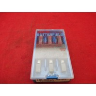 Union Butterfield 1011051 5/8-11 H3 4F hand Tap set 1500-S