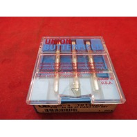 Union Butterfield 1011025 #12-24 H3 4F hand Tap set 1528-S