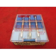 Union Butterfield 1011024 #10-32 H3 4F hand Tap set 1528-S