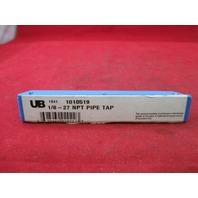 Union Butterfield 1010519 1/8-27 H3 4F NPT Pipe Tap 1541