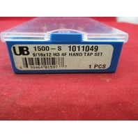 Union Butterfield H3 4F hand Tap set 1500-S 1011049