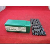 Precision 029080 2AB 8.00 Jobber Length HSS Black Oxide
