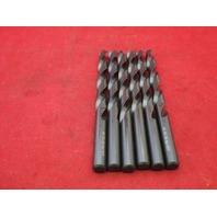 Precision 010021 Jobber Length R10 21/64 HSS Black Oxide