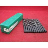 Precision 010016  Jobber Length R10 1/4 HSS Black Oxide