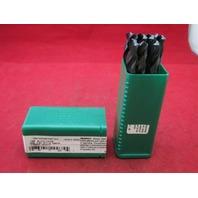 Precision 029076 Jobber Length 2AB 7.00 HSS Black Oxide