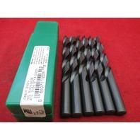 Precision 010031 Jobber Length R10 31/64 HSS Black Oxide