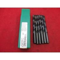 Precision 010023 Jobber Length R10 23/64 HSS Black Oxide