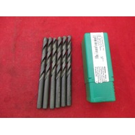 Precision 029086 2AB 8.50 Jobber Length HSS Black Oxide