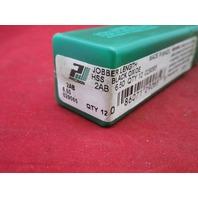 Precision 029065 Jobber Length 2AB 6.50 HSS Black Oxide