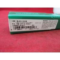 Precision Jobber Length R10 7/32 010014 HSS Black Oxide