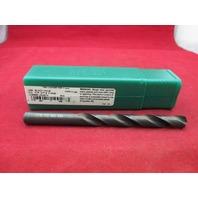 Precision Jobber Length R10 7/16 010028 HSS Black Oxide
